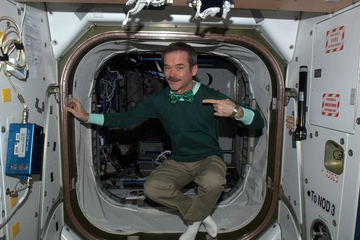 st-patricks-day-space-chris-hadfield